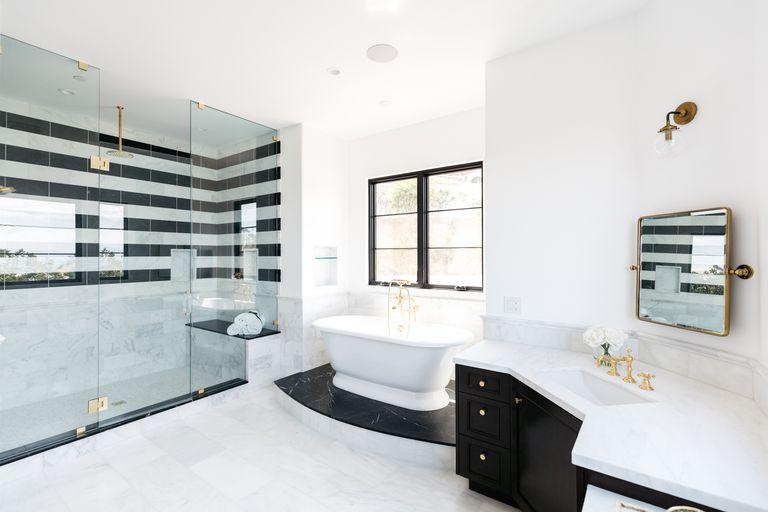 Serena William's Bathroom