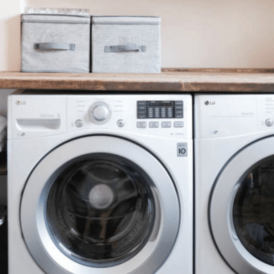 learner observer laundry room spring