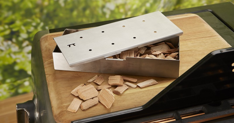Outset BBQ Wood Chip Smoker Box