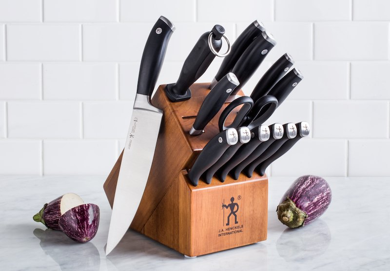 Henckels International Forged Elite 15 Piece Knife Block Set