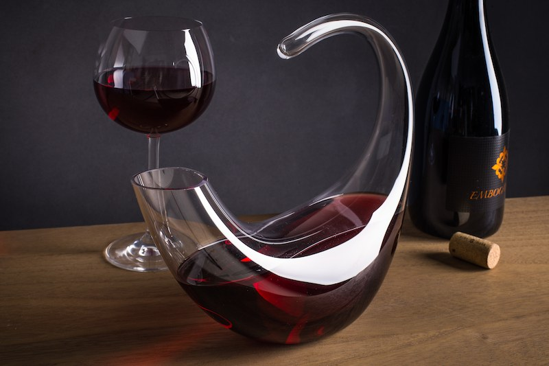 91609-002 wine carafe mother's day