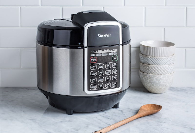 Starfrit 16 Function Programmable Pressure Cooker