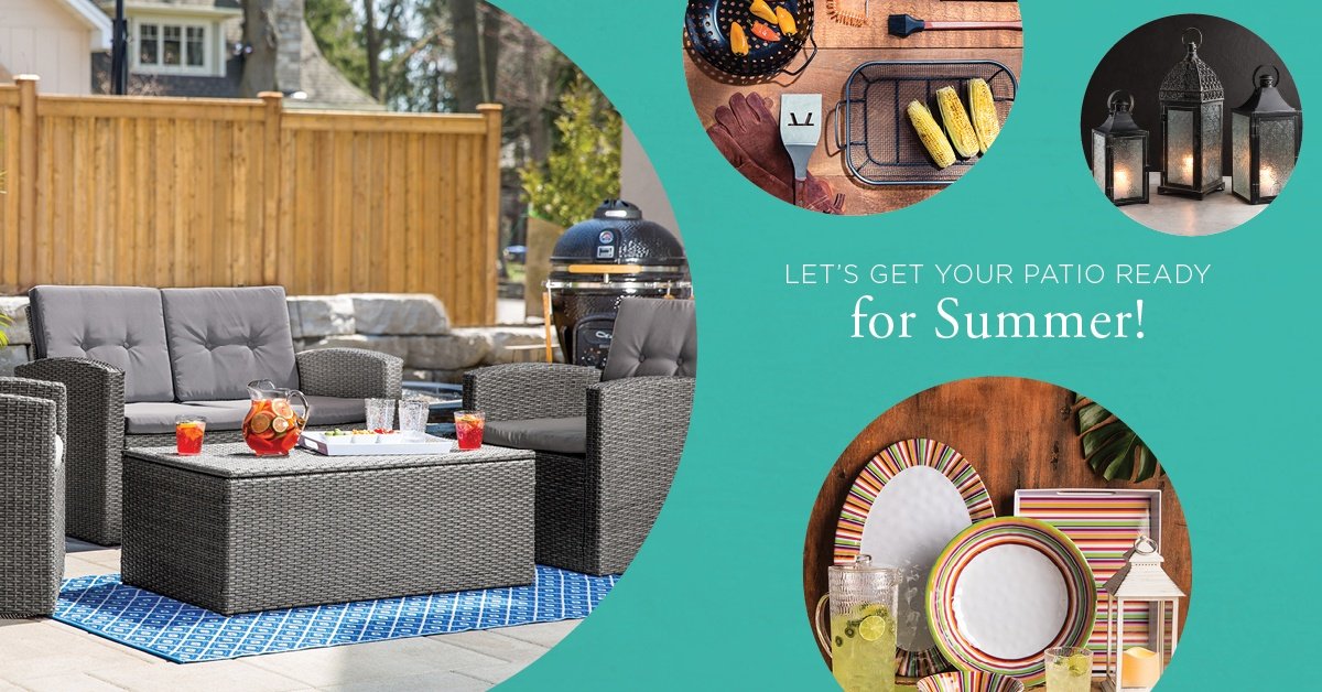 ultimate summer patio giveaway contest header