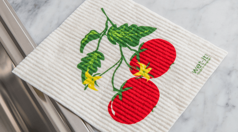 Eco-friendly reusable cleaning cloth