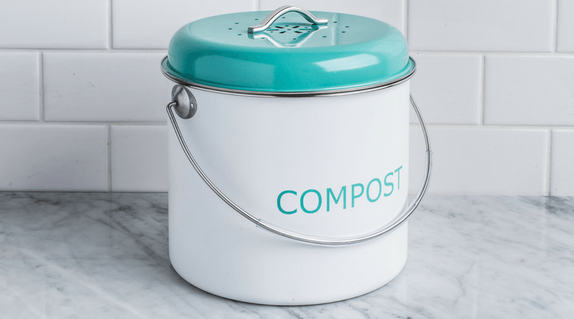 Eco-friendly compost bin