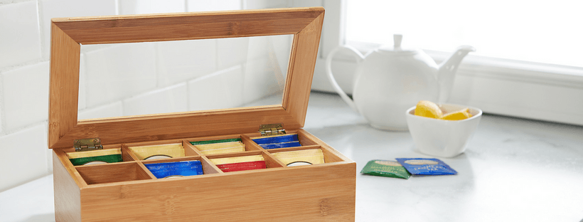 tea box for your teacher