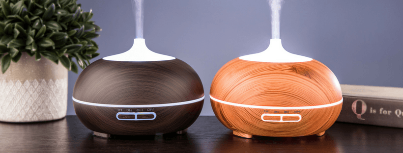 Oil diffuser for your teacher