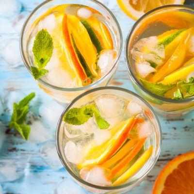 summer drinks cocktails