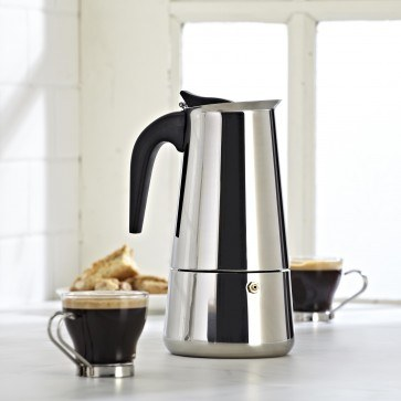 KSP Milan Stovetop Espresso Maker