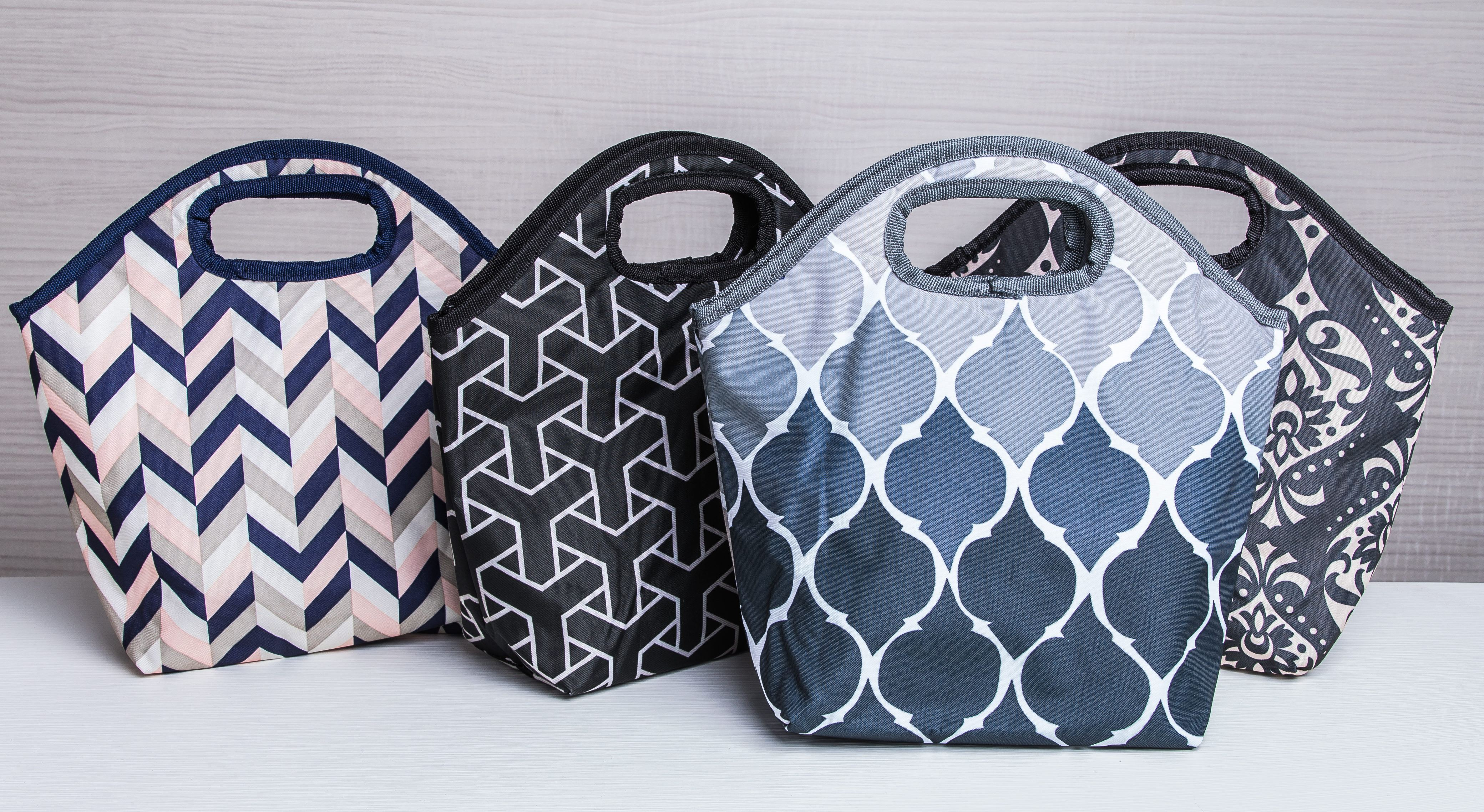 bella lunch bags for back-to-school