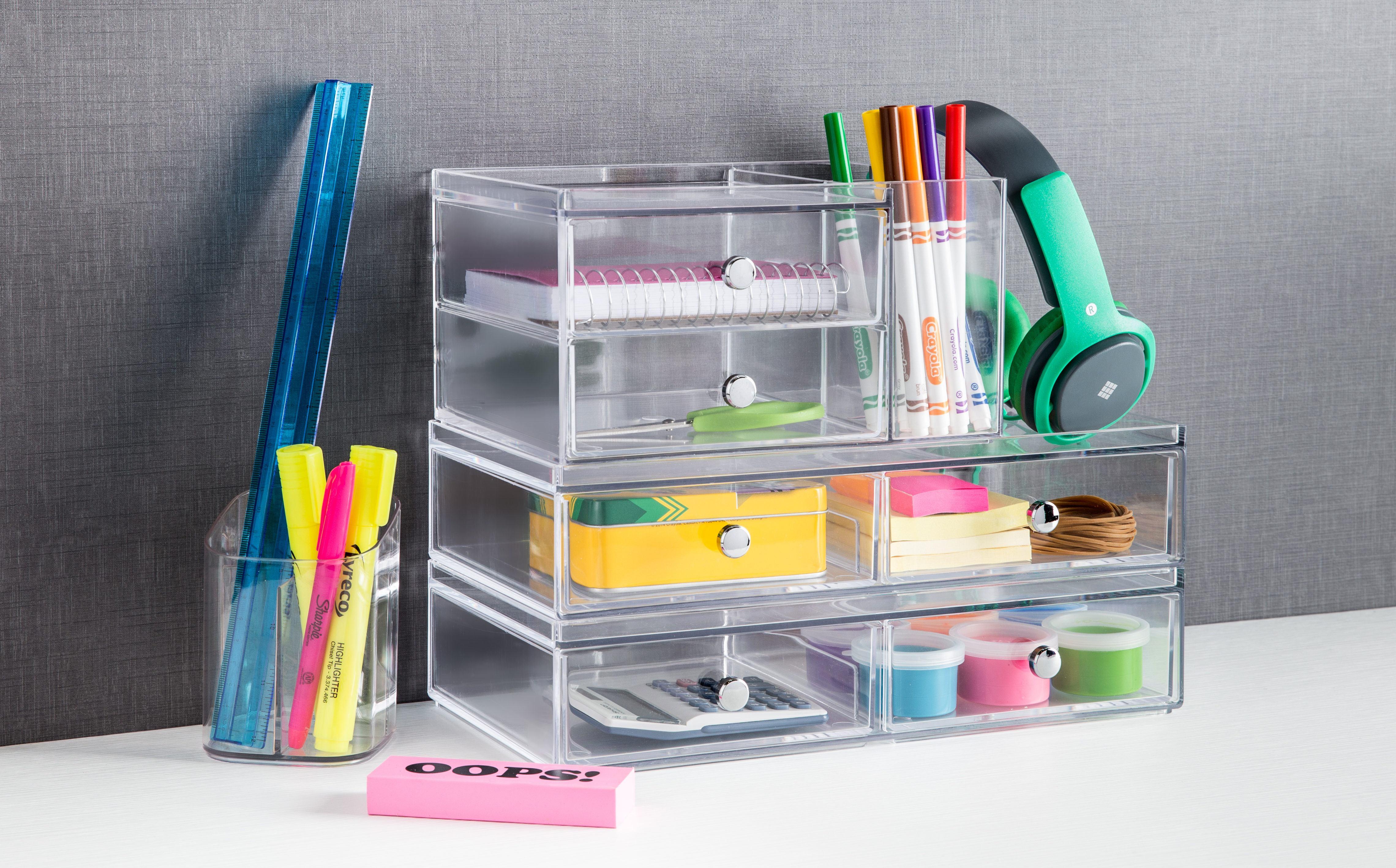 interdesign clarity back-to-school organizer
