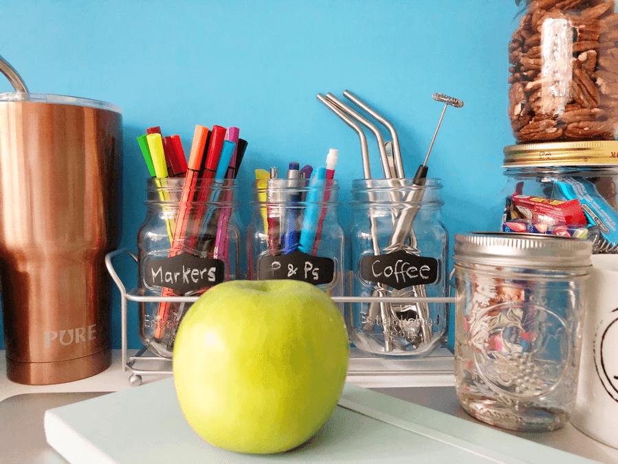 Storage Jars - first year at university