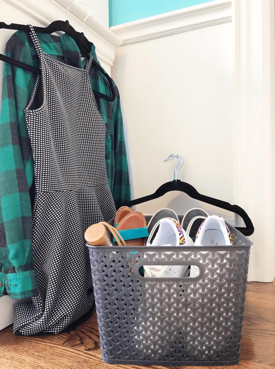 Clothing & Shoes Storage