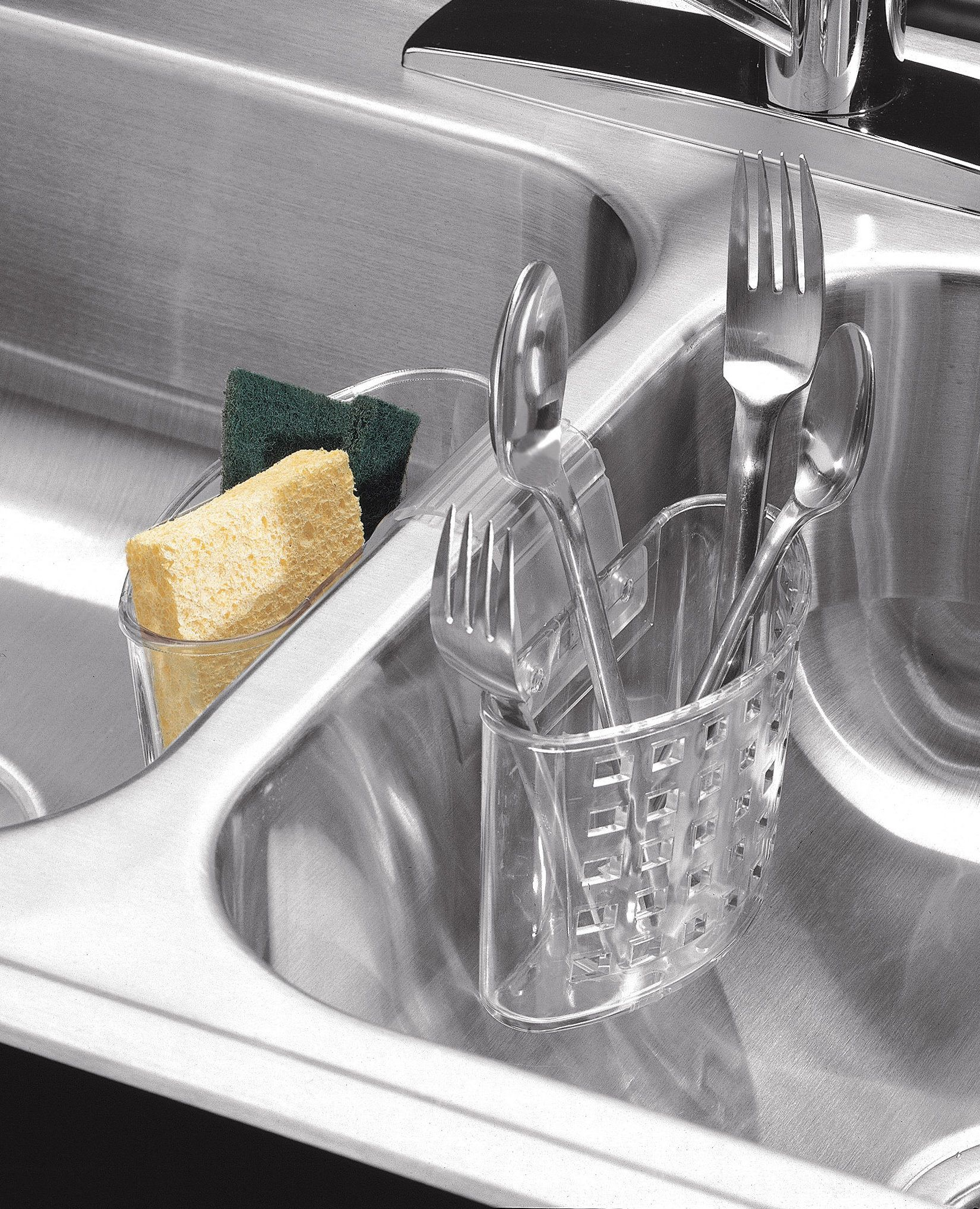 sink caddy for your small space