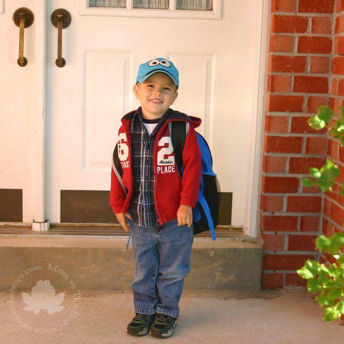 jennifer - son - back to school