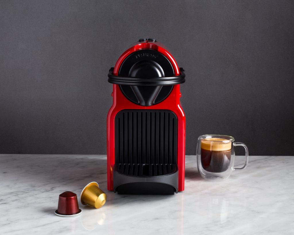 Coffee station espresso coffee machine nespresso