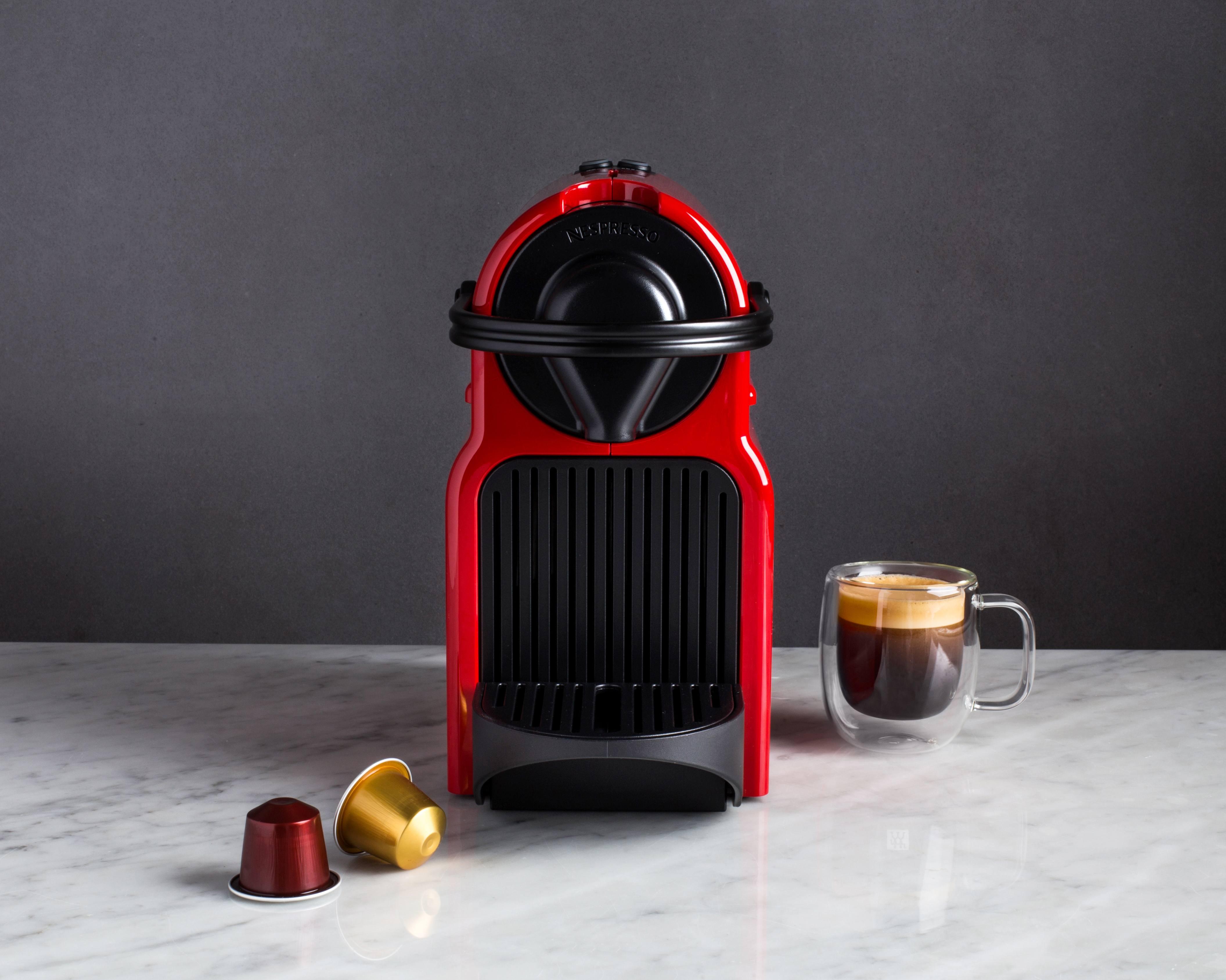 Nespresso Innisia (Red)