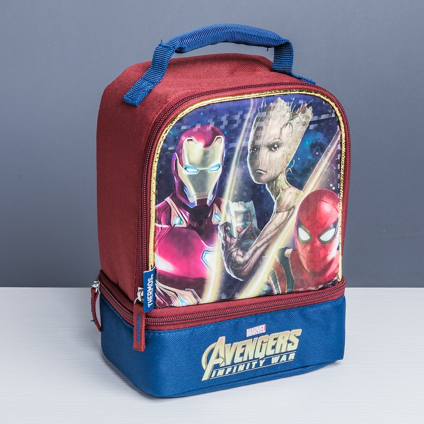 92967-001 avengers lunch bag