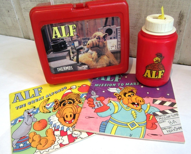 Alf Lunch Box