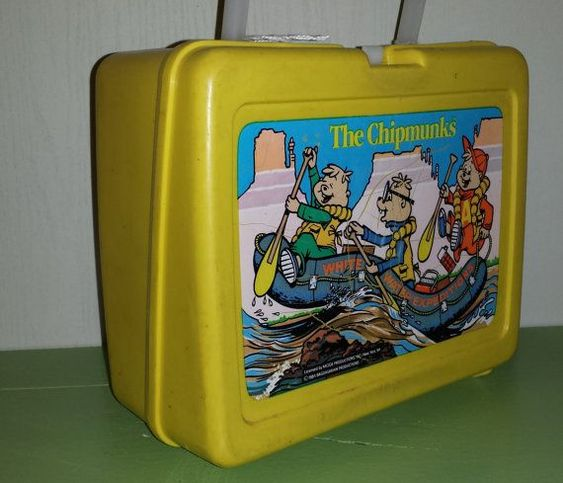 Alvin and the Chipmunks Lunch Box 2