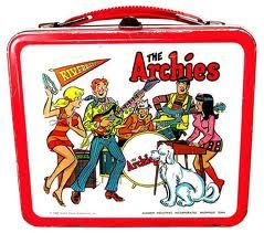 Archie Comics Lunch Box