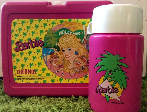 Barbie Hollywood Lunch Box