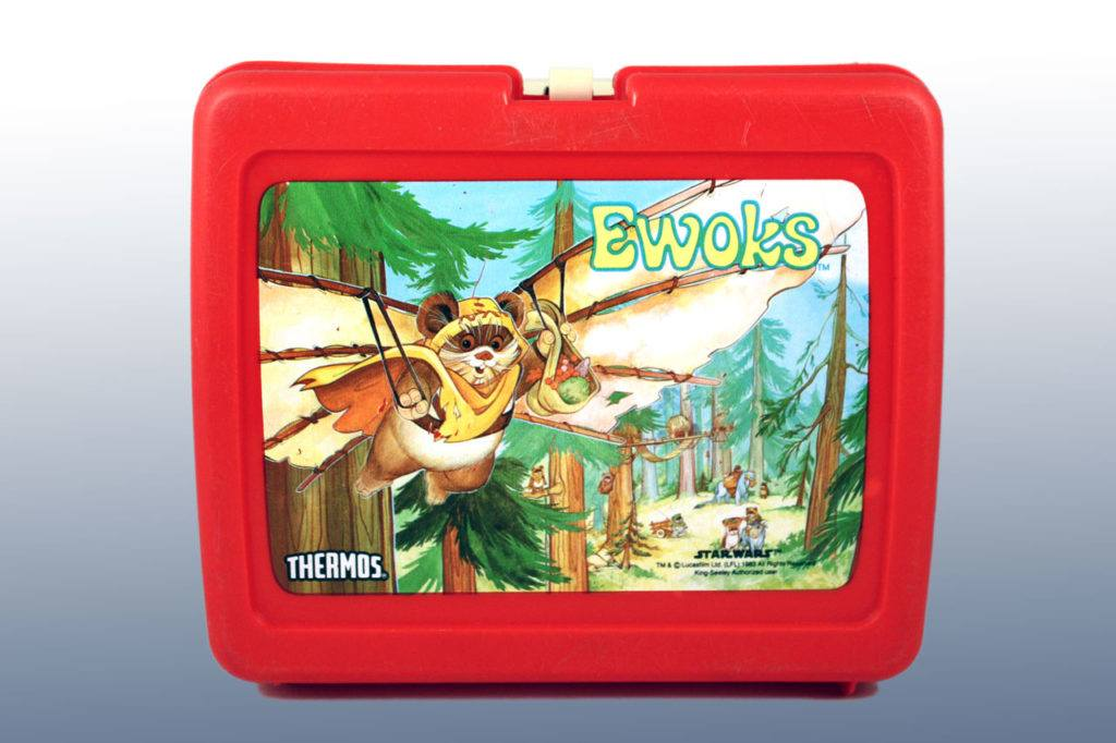 Ewoks Lunch Box