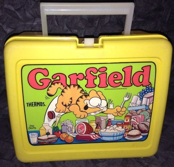 Garfield Lunch Box