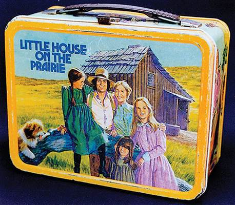 Little House on the Prarie Lunch Box