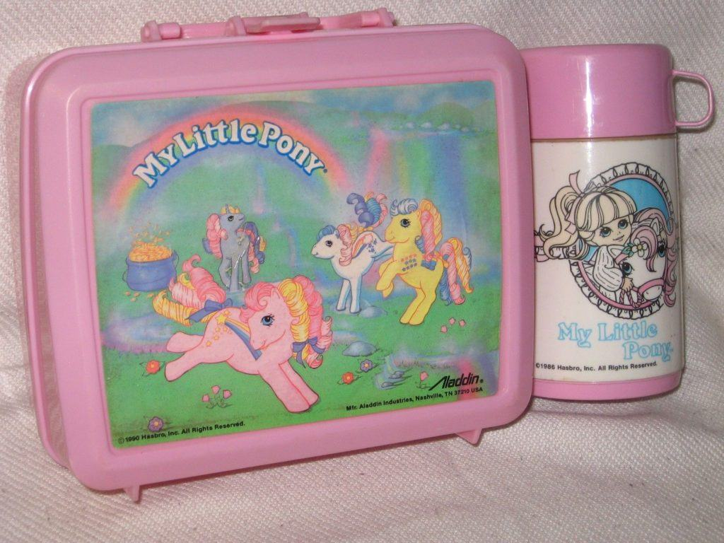 My Little Pony Lunch Box and Thermos
