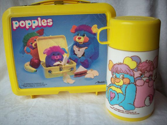 Popples Lunch Box