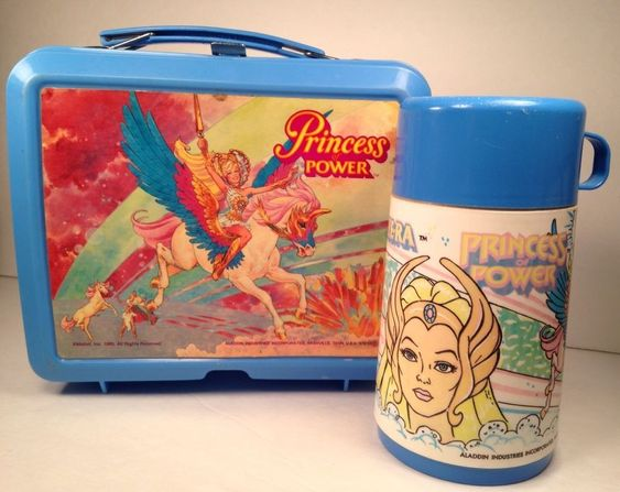 Princess Power Lunch Box