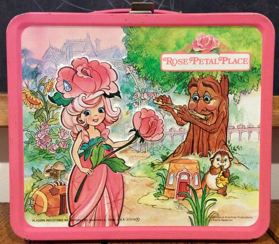 Rose Petal Place Lunch Box
