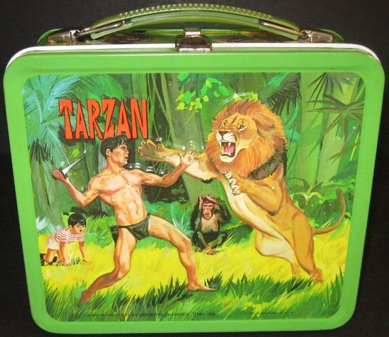 Tarzan Lunch Box