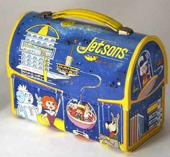 The Jetsons Lunch Box