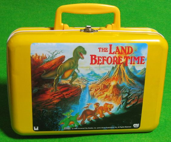 The Land Before Time Lunch Box