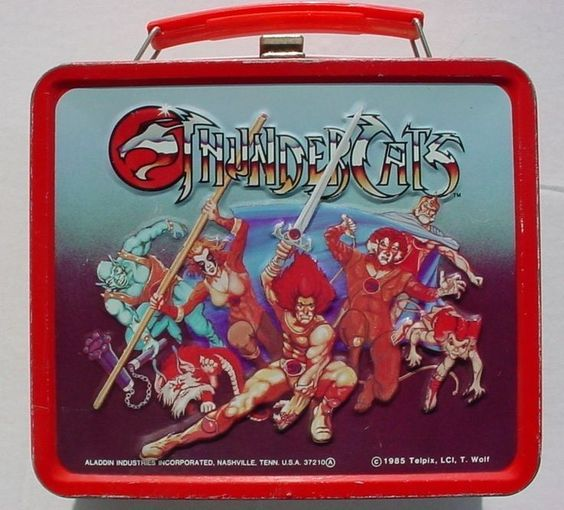 Thundercats Lunch Box