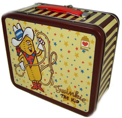 Twinkie the Kid Lunch Box