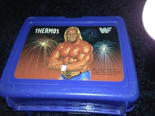 WWF Lunch Box