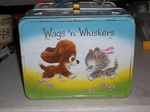 Wags 'n Whiskers Lunch Box