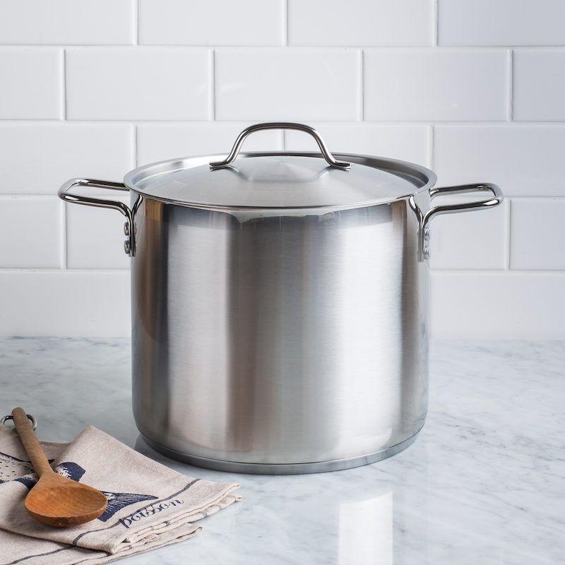 canning pot sauce jam
