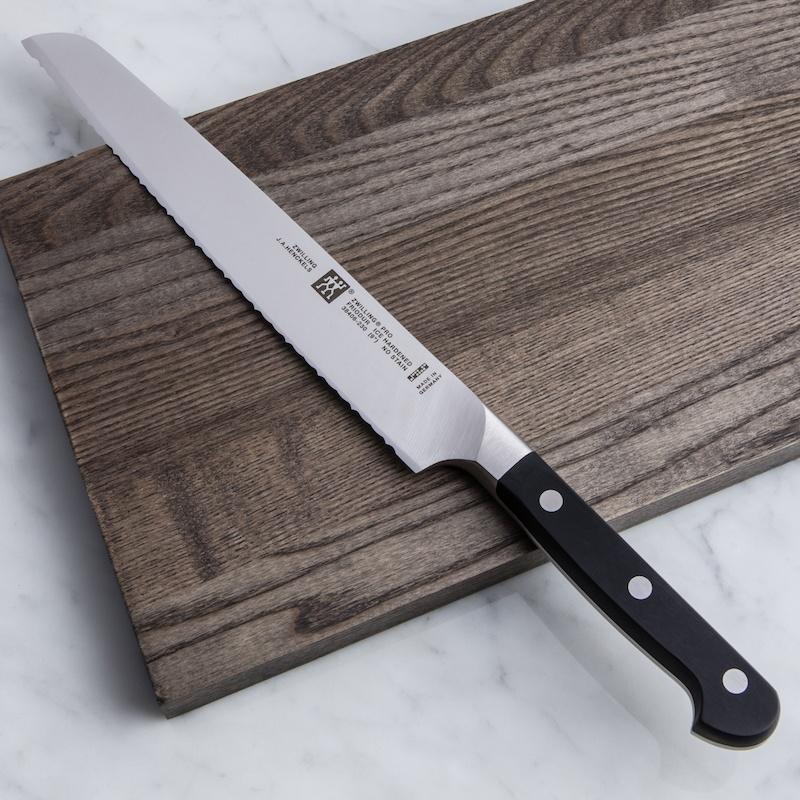 break knife on a cutting board