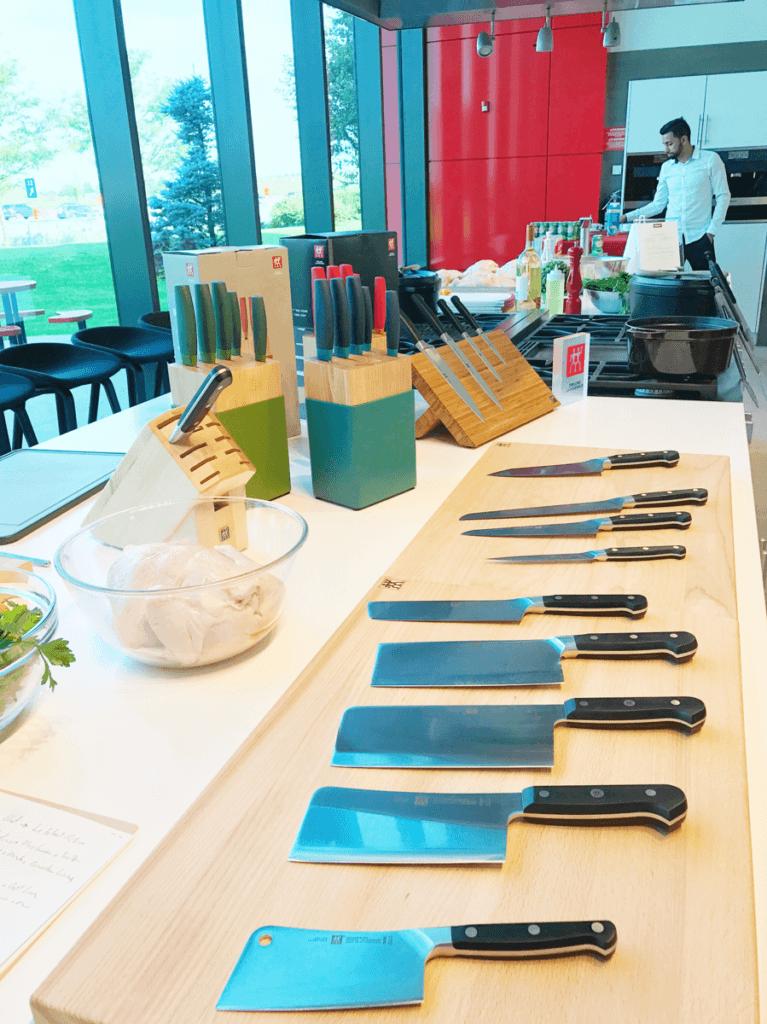 henckels event knifes