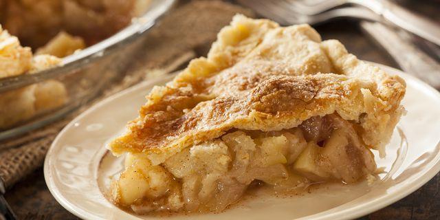 classic fall dessert - apple pie