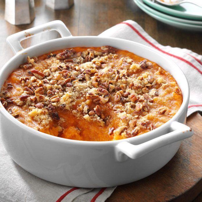 sweet potato bakes side