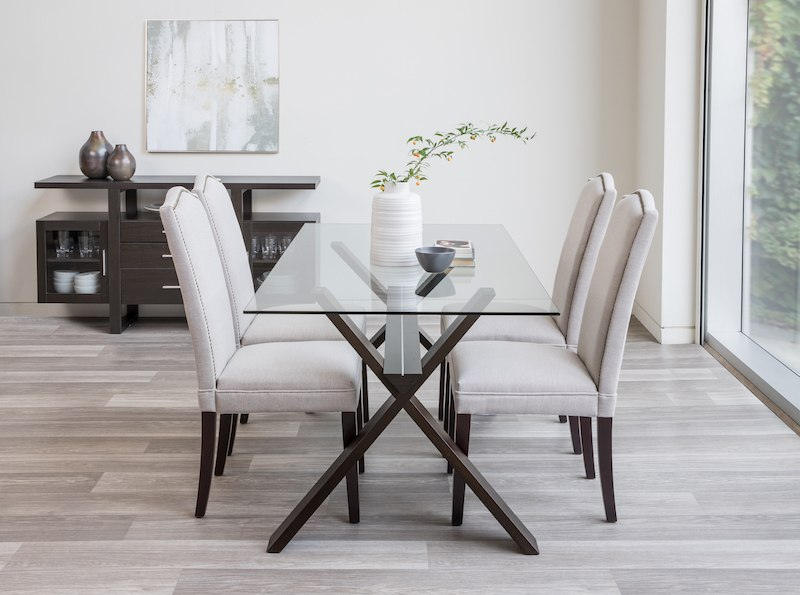 82852-004 kona dining table mid-century modern