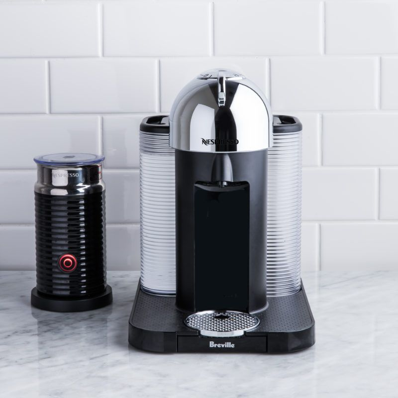 nespresso fall coffee machine