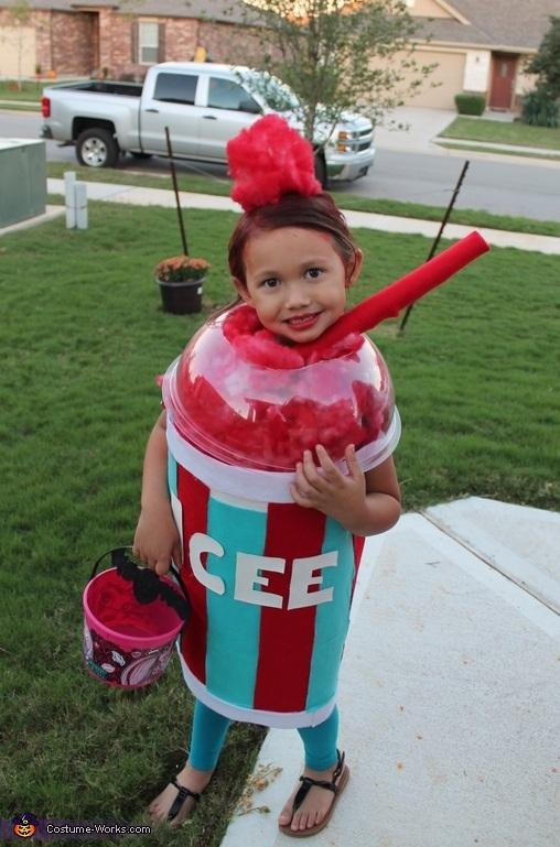 icee kids costume