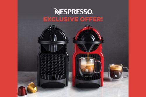 nespresso 3 day deal
