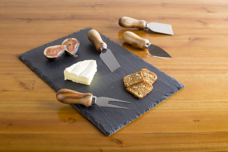 KSP Stilton Cheese Board with Knives gg gift guide